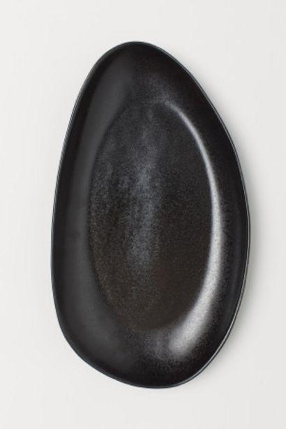 Oferta de Fuente grande de cerámica por 14,99€