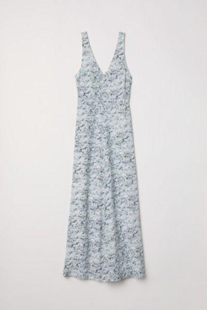 Oferta de Vestido largo de seda por 99€