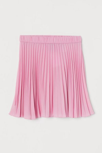 Oferta de Falda plisada por 7,99€
