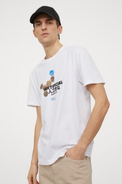 Oferta de Camiseta COOLMAX® Regular Fit por 6,99€