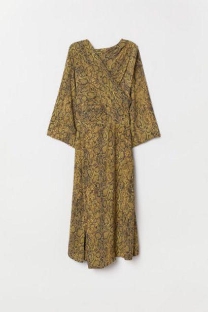Oferta de Vestido con estampado por 49,99€