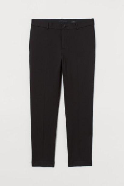 Oferta de Pantalón de traje Slim Fit por 17,99€