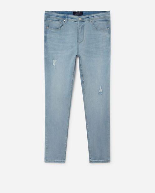 Oferta de Jeans Skinny Premium por 13,99€