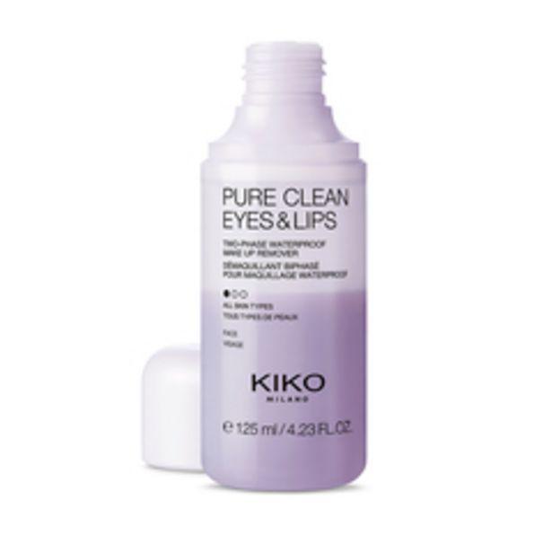 Oferta de Pure clean eyes & lips por 4,89€