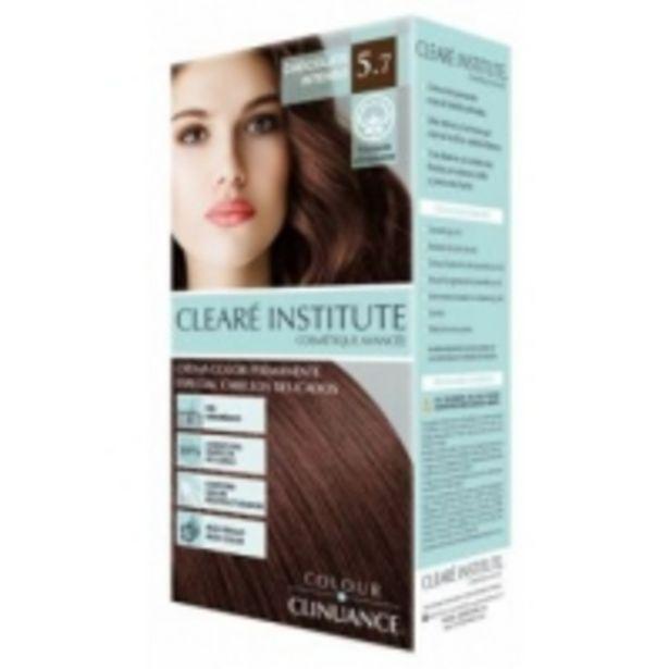 Oferta de Cleare Institute Colour Clinuance 5.7 Chocolate Intenso por 5,99€