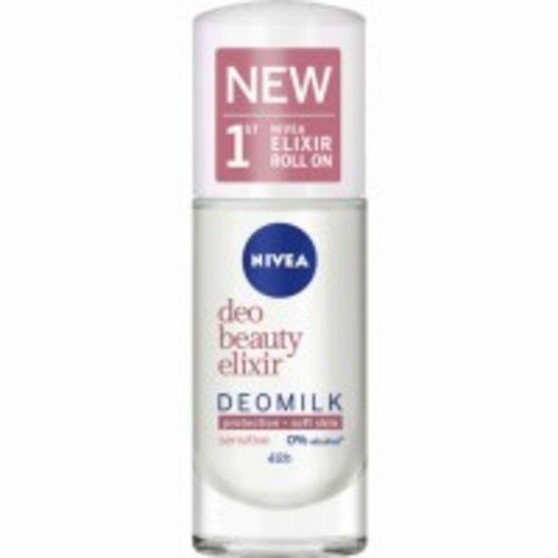 Oferta de Desodorante Beauty Elixir Deo Milk Sensitive por 2,69€