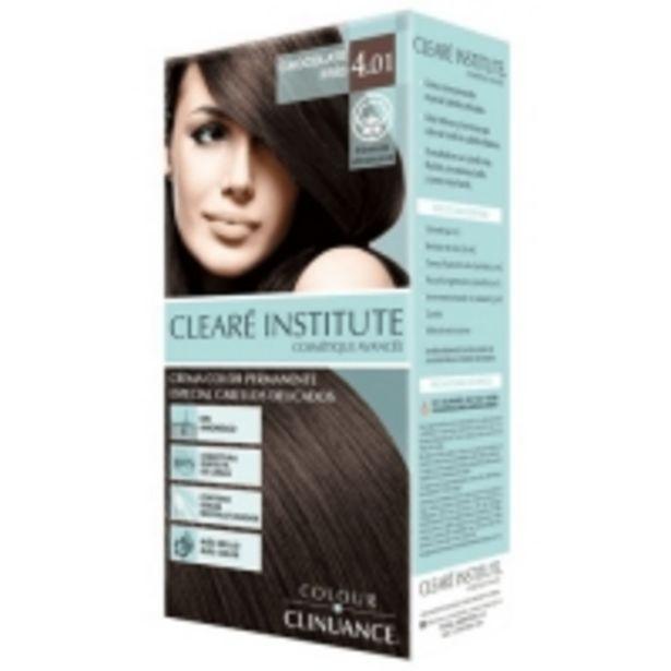 Oferta de Cleare Institute Colour Clinuance 4.01 Chocolate Frío por 5,99€