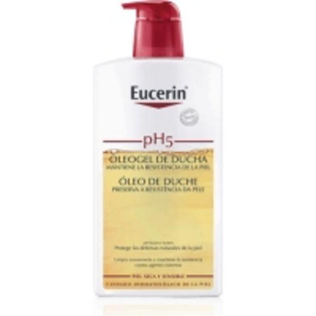 Oferta de Eucerin pH5 Oleogel de Ducha por 22,99€