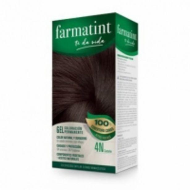 Oferta de Farmatint Tinte 4n Castaño por 10,79€