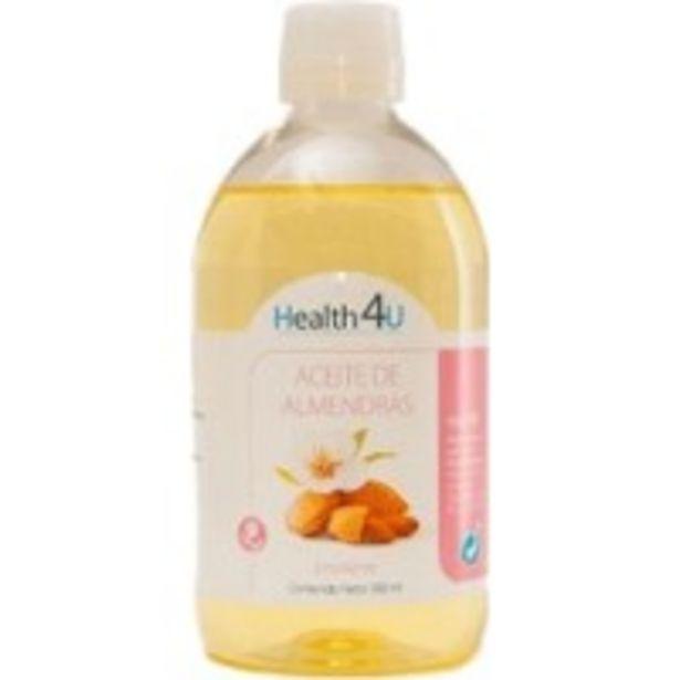 Oferta de H4u almendras dulces aceite por 3,95€