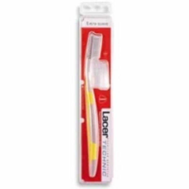 Oferta de Cepillo Dental Technic Extra Suave por 3,59€