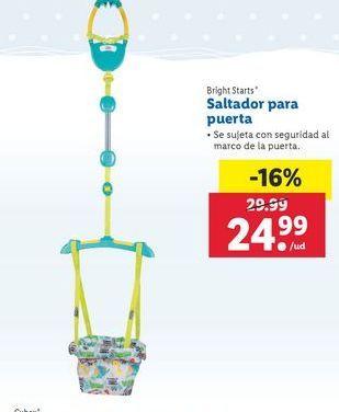 Oferta de Saltador para puerta Bright Stars por 24,99€