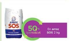 Oferta de En arroz SOS por