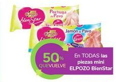 Oferta de En TODAS las piezas mini ELPOZO BienStar por