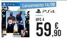 Oferta de UFC 4  por 59,9€