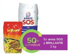Oferta de En arroz SOS y BRILLANTE por