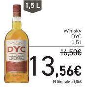 Oferta de Whisky Dyc por 13,56€