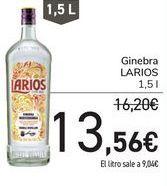 Oferta de Ginebra LARIOS  por 13,56€