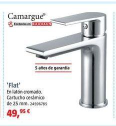 Oferta de Grifo de lavabo camargue por 49,95€