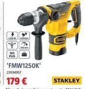 Oferta de Martillo rotativo Stanley por 179€