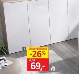 Oferta de Armario bajo por 69€