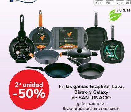 Oferta de En la gama Graphite, Lava, Bistro y Galaxy de SAN IGNACIO, iguales o combinados  por