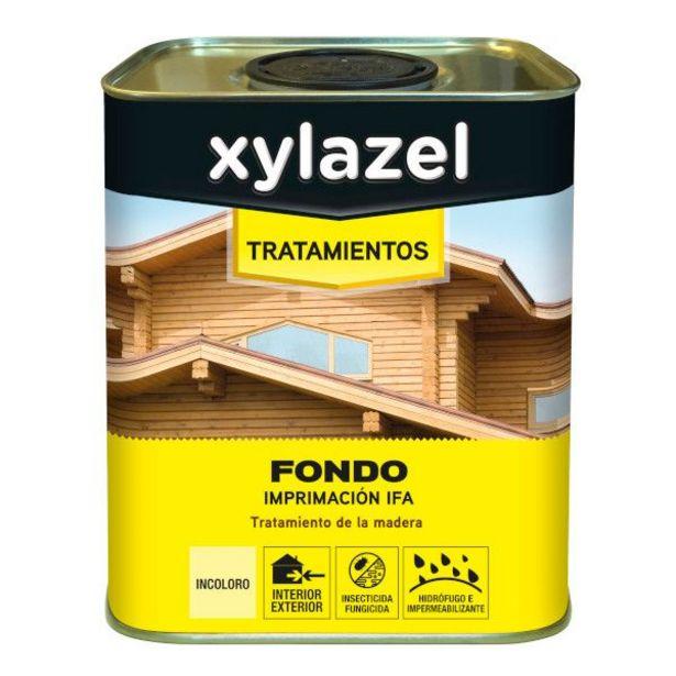 Oferta de FONDO IMPRIMACIÓN IFA XYLAZEL 2,5 L por 29,95€