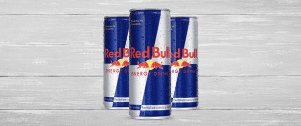 Oferta de Red Bull por 1,5€