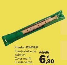 Oferta de Flauta HONNER  por 6,9€