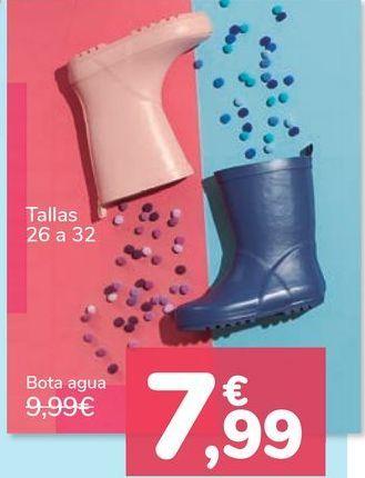 Oferta de Bota agua por 7,99€