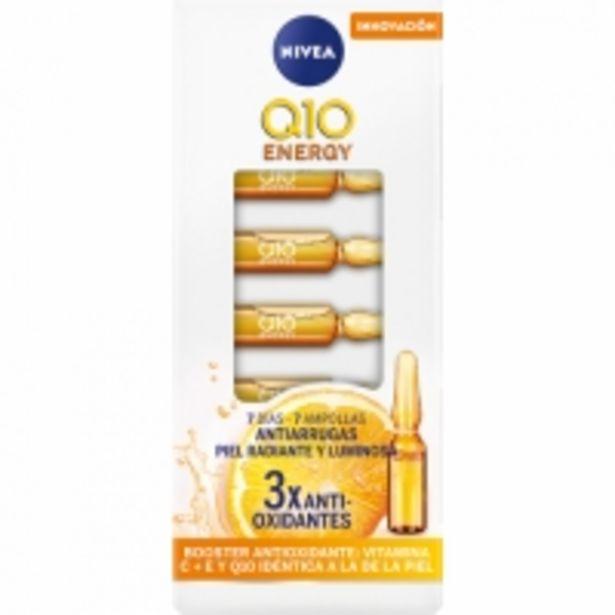 Oferta de Nivea Q10 Ampollas Vitamina C por 11,95€