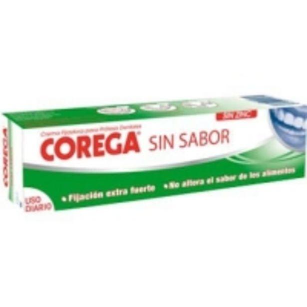 Oferta de Crema Fijadora Sin Sabor por 12,49€