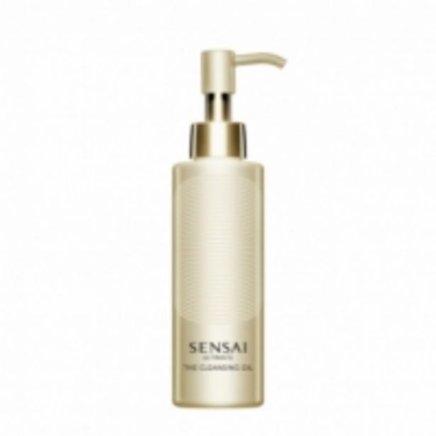 Oferta de Sensai Ultimate Aceite Ultimate The Cleansing Oil por 108€
