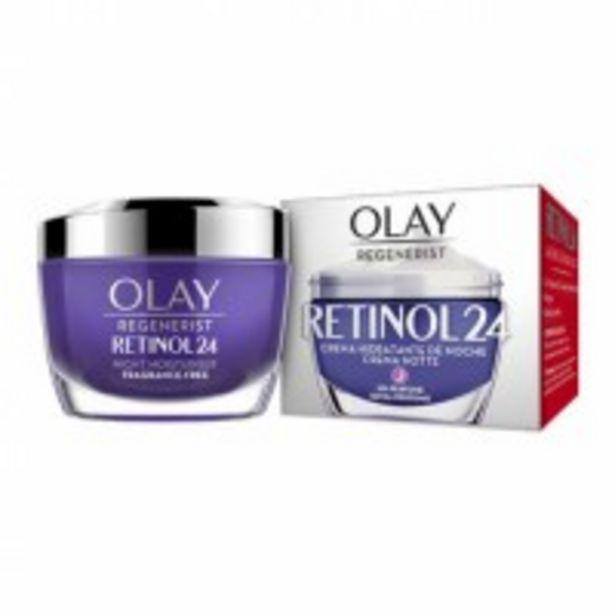 Oferta de Olay Regenerist Con Retinol Crema Hidratante De Noche por 28,95€