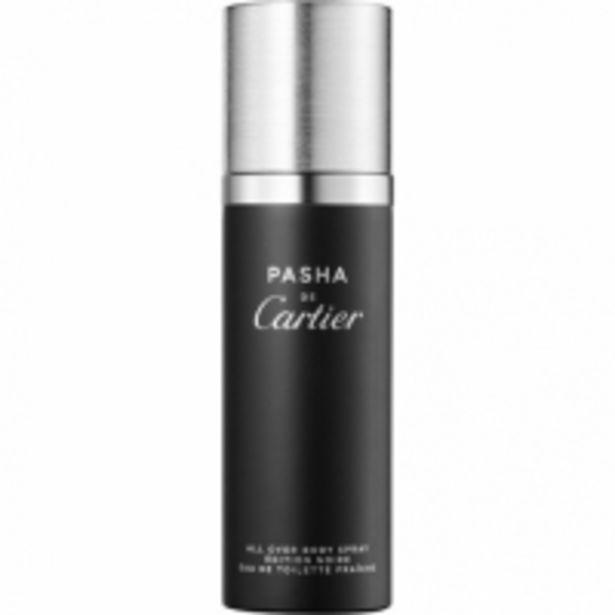 Oferta de Cartier Pasha Body Spray Noire Edición Limitada por 46,95€