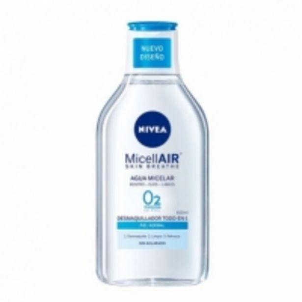Oferta de Nivea Agua Micelar Natural Good por 3,95€