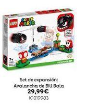 Oferta de Set de expansión: Avalancha de Bill Bala por 29,99€