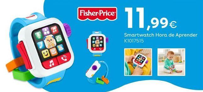 Oferta de Smartwatch Hora de Aprender por 11,99€