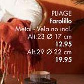 Oferta de Farolillo por 12,95€