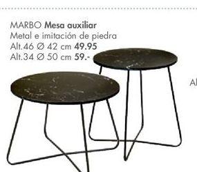 Oferta de Mesa auxiliar por 59€