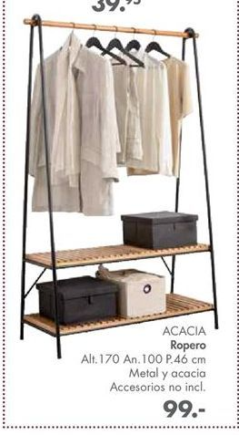 Oferta de Colgador de ropa por 99€