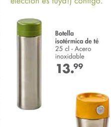Oferta de Botella de agua por 13,99€