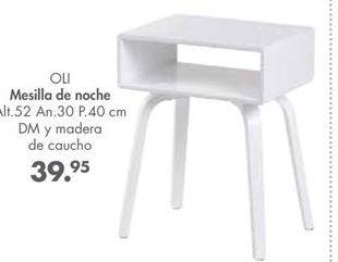 Oferta de Mesilla por 39,95€