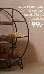 Oferta de Estanterías por 99€