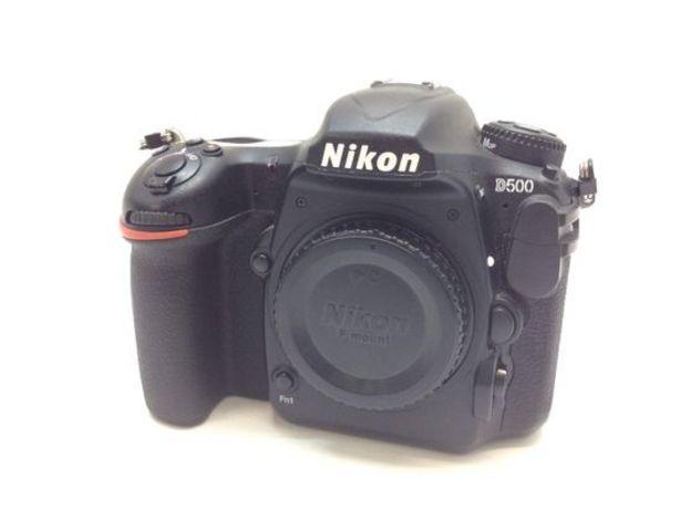 Oferta de Camara digital reflex nikon d500 por 1354,95€