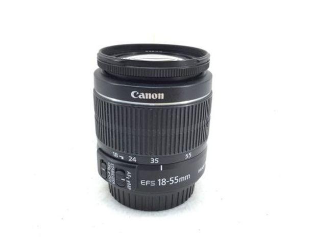 Oferta de Objetivo canon canon ef-s 18-55mm f3.5-5.6 is ii por 63,95€