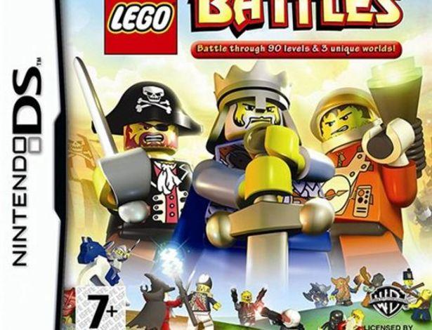 Oferta de Lego battles nds por 11,95€