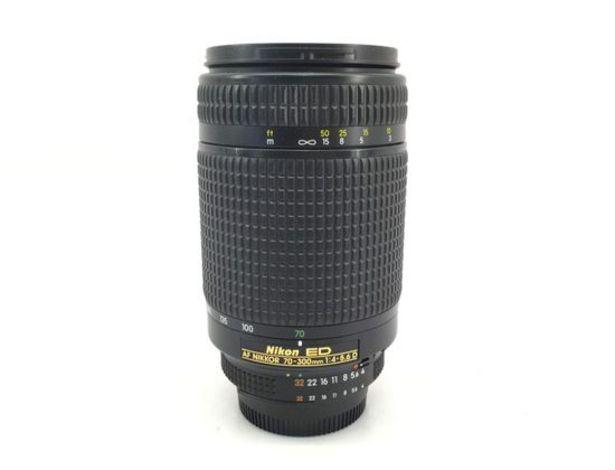 Oferta de Objetivo nikon nikon 70-300mm f/4-5.6g af zoom-nikkor por 67,95€