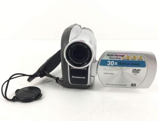 Oferta de Videocamara digital panasonic vdr-d160 por 41,85€
