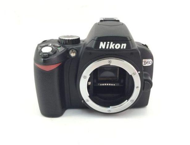 Oferta de Camara digital reflex nikon d60 por 94,95€